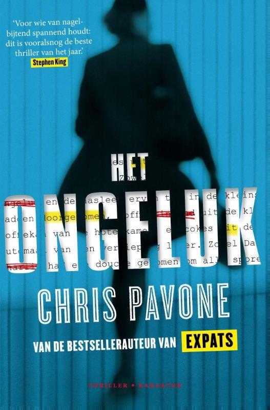 Chris Pavone - Het ongeluk