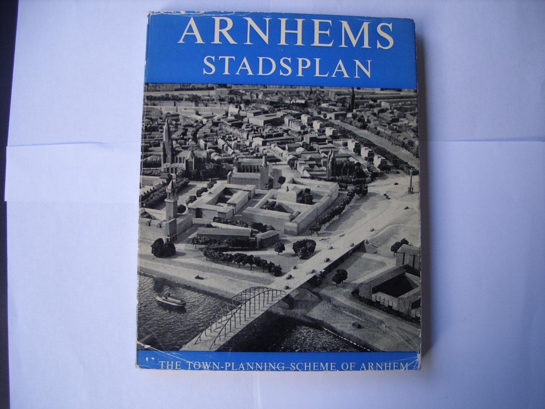 Studiecomm v/h/ Stadsplan Arnhem - Arnhems Stadsplan Rapport van de studiecommissie voor het Stadsplan Arnhem