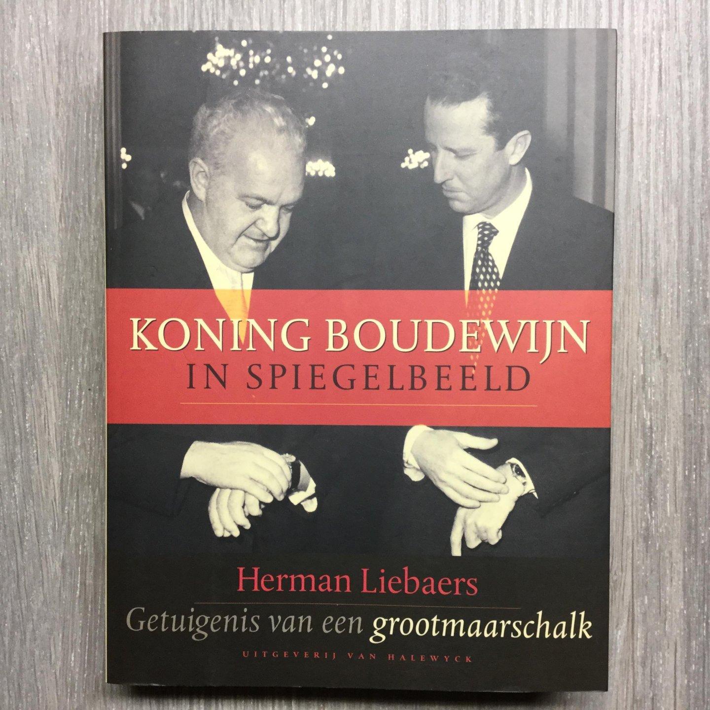 Herman Liebaers - Koning Boudewijn in spiegelbeeld