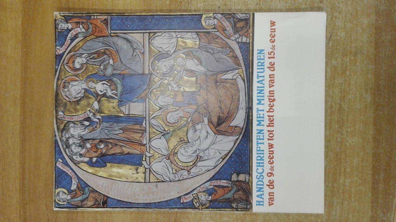 Pierre Cockshaw, Bibliothèque Royale Albert Ier (Bruxelles), Ghis Desmeth - Handschriften met miniaturen van de 9de eeuw tot het begin van de 15de eeuw tentoonstellingscatalogus