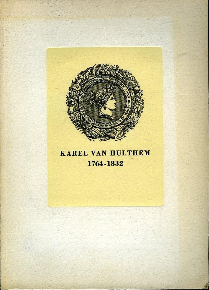 Karel van Hulthem 1764 -183...