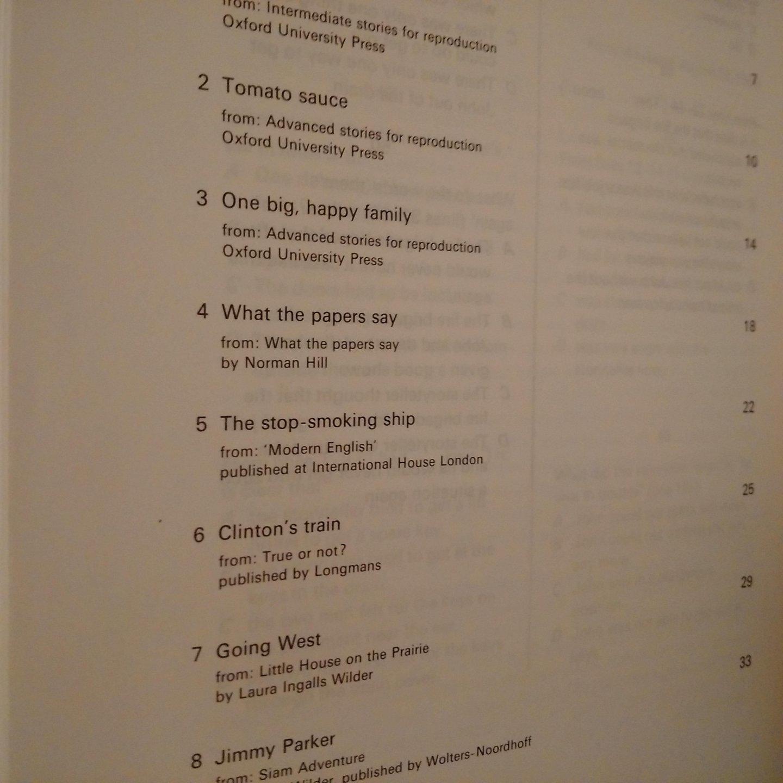 Isarin, H.-Essen, D.L. van en Koekkoek, A.J.H. - Look before you leap. Engelse teksten voor lbo en avo