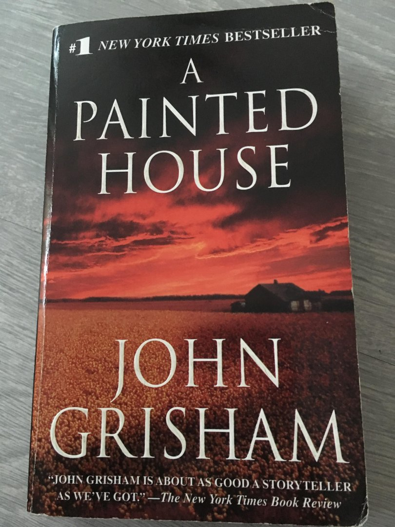 a painted house review