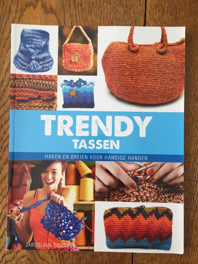 Boekwinkeltjesnl Dovcova J Trendy Tassen Haken En Breien Voor