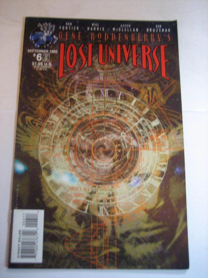 Gene Roddenberry's - Lost Universe