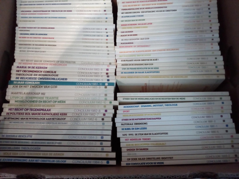 Concilium. Internationaal Tijdschrift voor Theologie