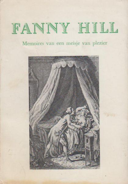 Cleland, John - Fanny Hill Memoires van een meisje van plezier. Vert. Eric Meller