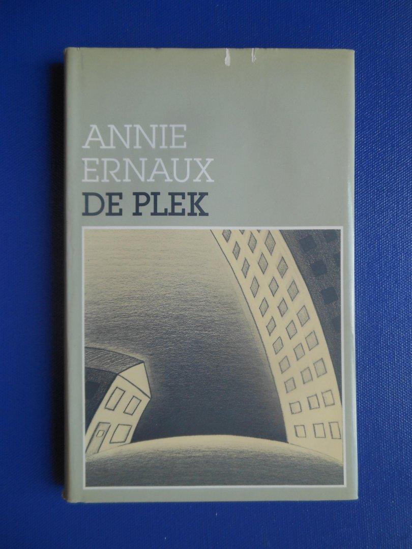 Ernaux, Annie - De plek