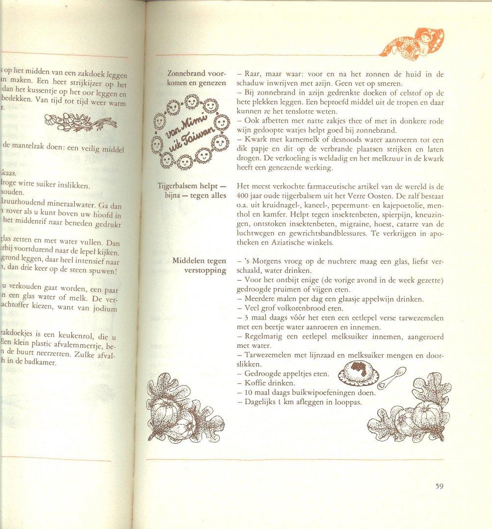 Tekeningen Kerrin van Carnap Berkhout-Meyer, Edda Nederlandse bewerking  Pamela de Kat .. Tekeningen Kerrin van Carnap ...
