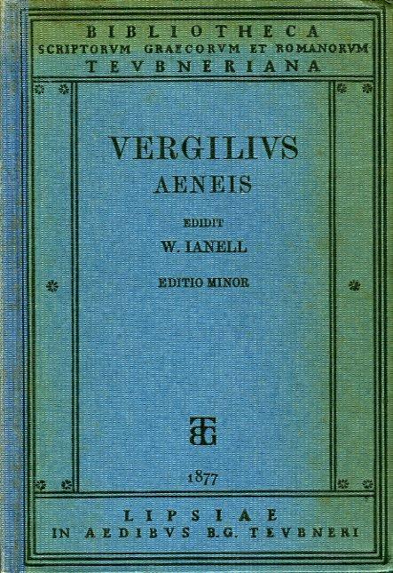 Aeneis. Post ribbeckium ter...
