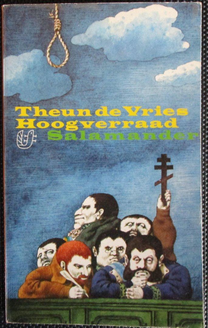 De Vries, Theun - Hoogverraad