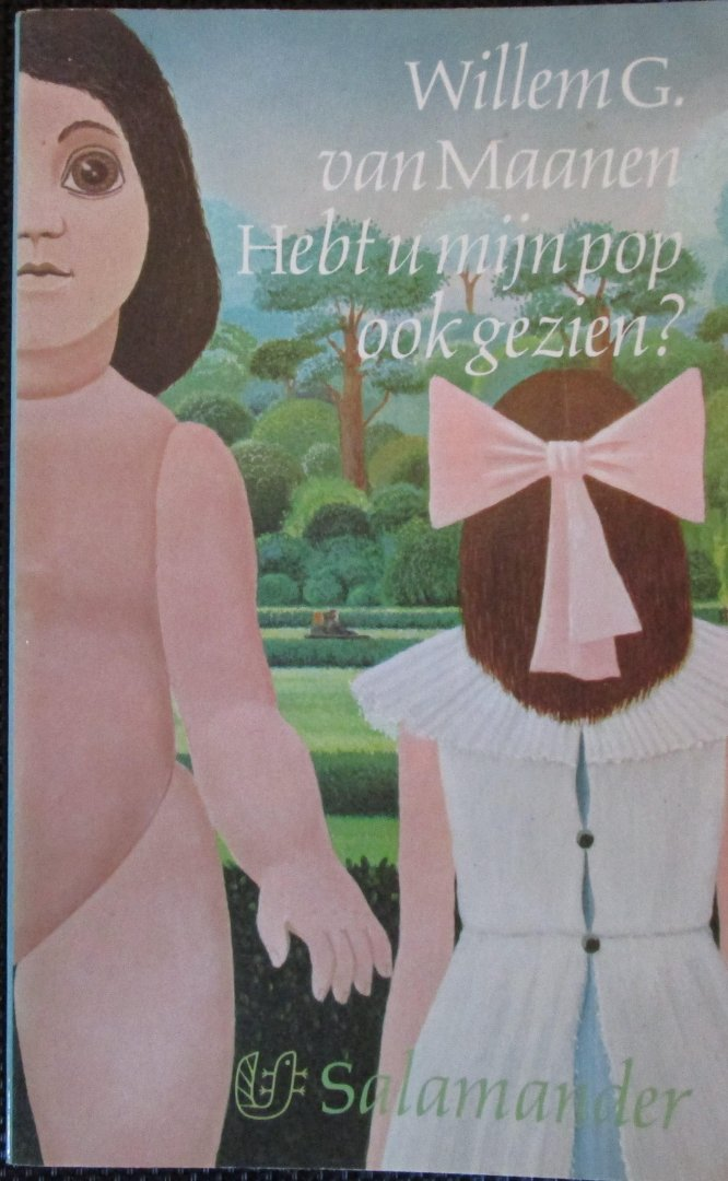 Van Maanen, Willem G. - Hebt u mijn pop ook gezien