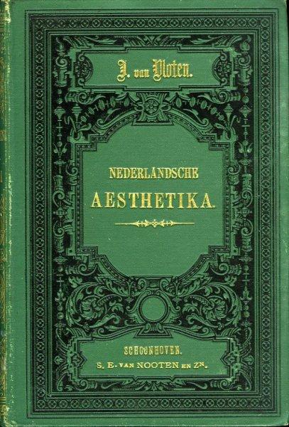 Nederlandsche Aesthetika of...