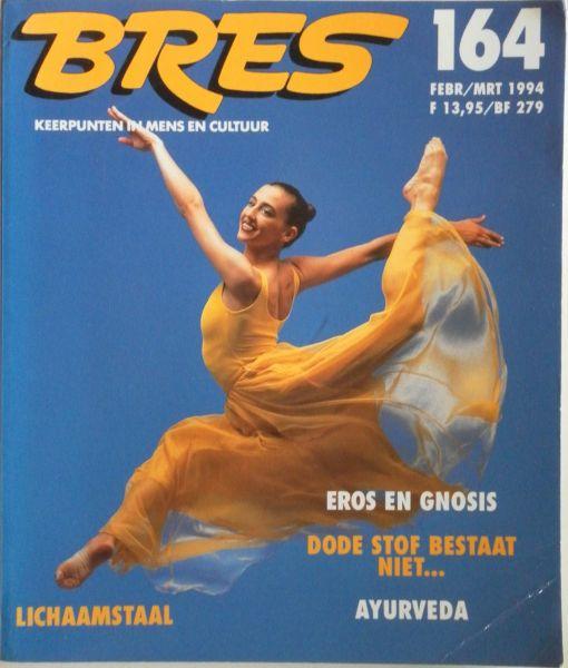 Langeveld, Dries; e.a. - Bres 164, febr mrt 1994, Eros en Gnosis. Lichaamstaal