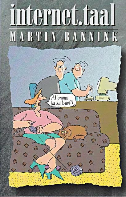 Bannink, Martin - Internet.taal
