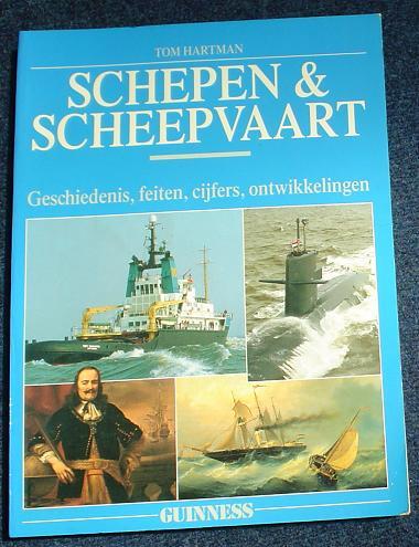Hartman, Tom - Schepen & Scheepvaart [gesch. feiten, cijfers, ontwikkelingen]