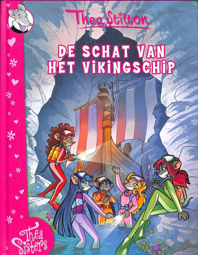 Stilton, Thea - Thea sisters. De schat van het Vikingschip. stripalbum
