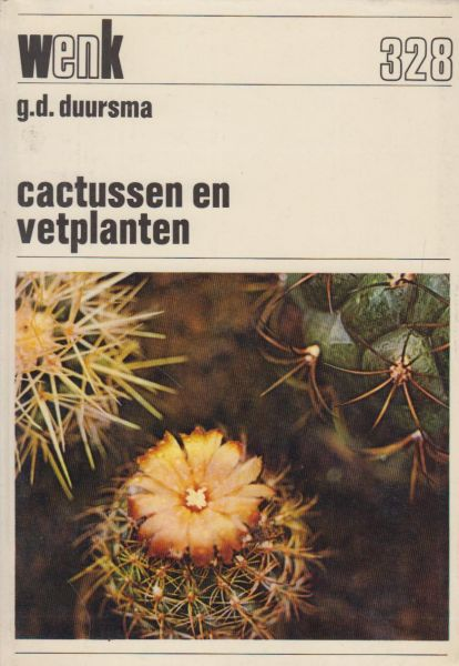 Duursma, G.D. - Cactussen en vetplanten