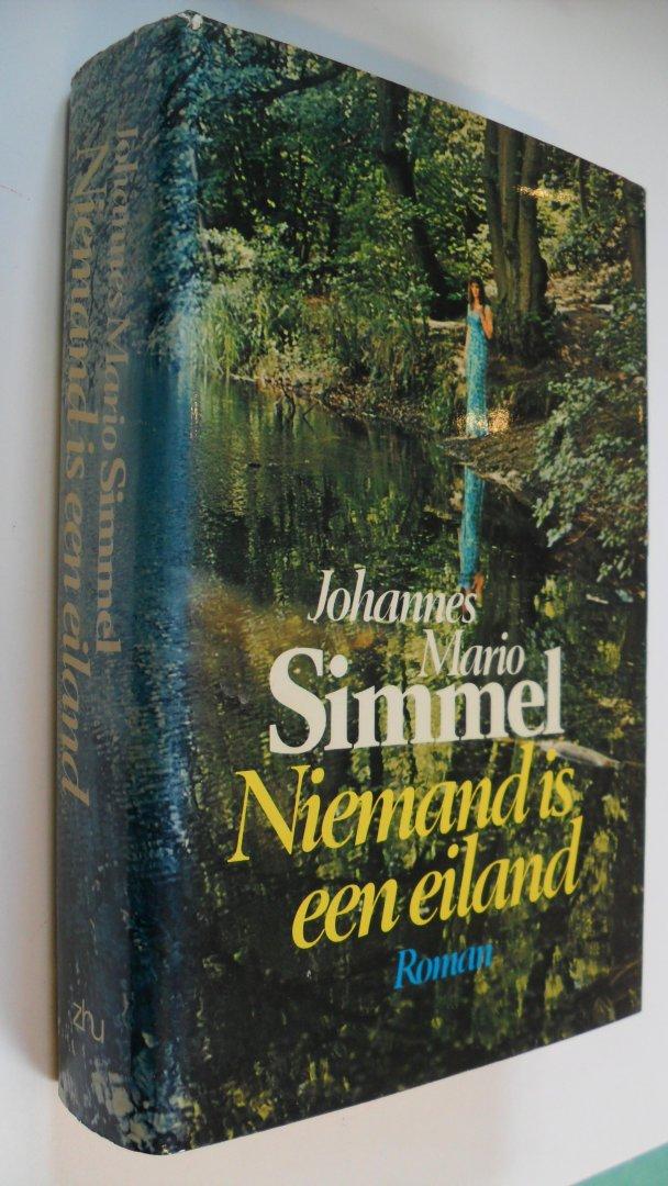 Simmel Johannes Mario - Niemand is een eiland