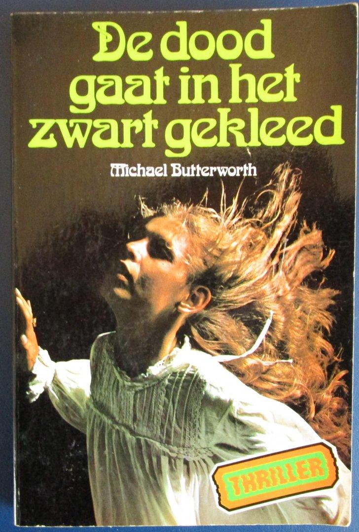 Butterworth, Michael - De dood gaat in het zwart gekleed