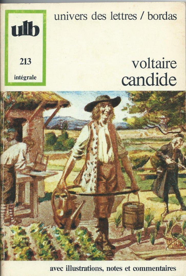 Boekwinkeltjes Voltaire Candide Ou Loptimisme