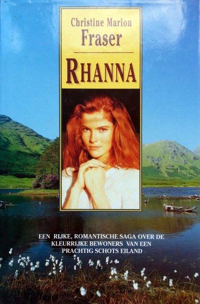 Fraser, Christine Marion - Boek 1: Rhanna