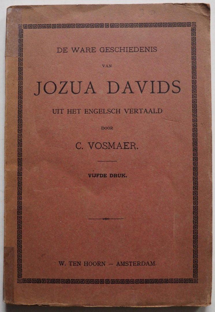 Linton vert Vosmaer C - De ware geschiedenis van Jozua Davids