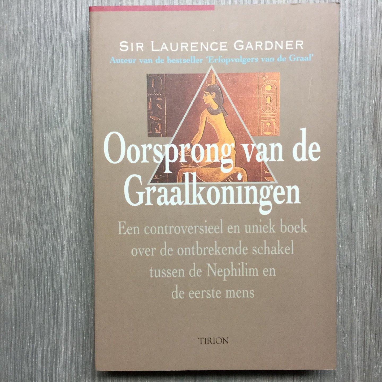 Gardner, L. - Oorsprong van de Graalkoningen