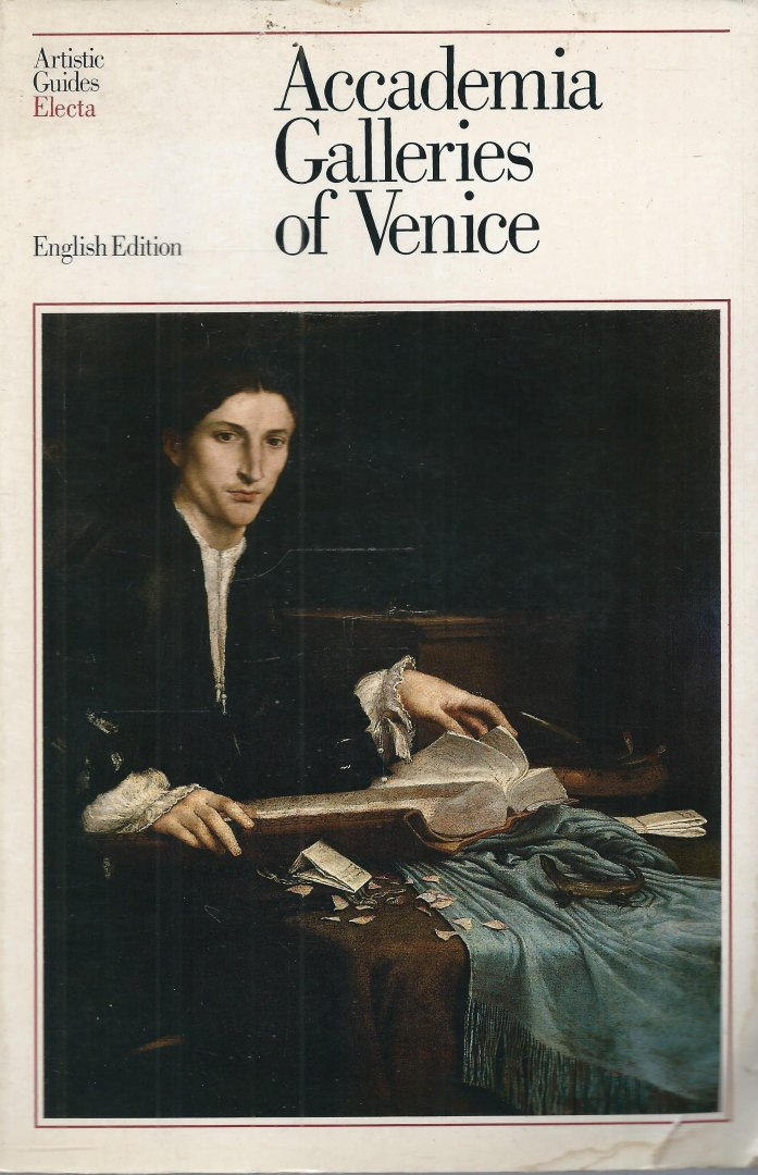 Sciré, Giovanna epi & Francesco Valcanover - ACCADEMIA GALLERIES OF VENICE
