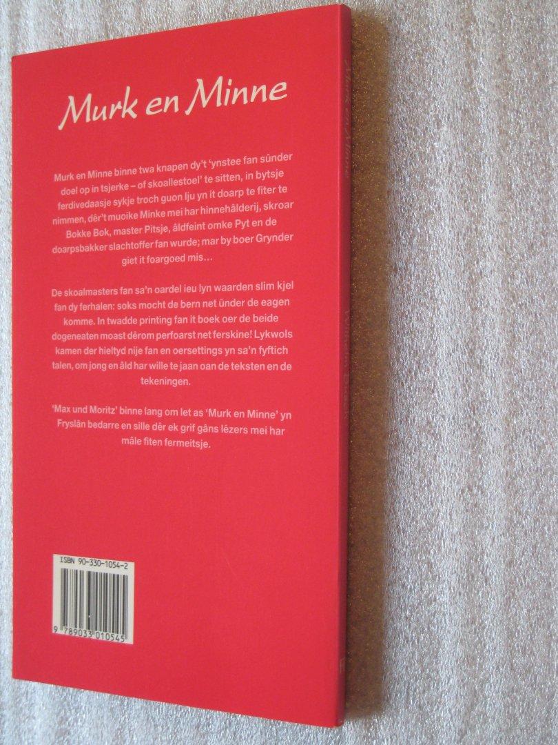 ... rakkerts Busch, Wilhelm - Murk en Minne / sân mâle fiten fan twa  rakkerts