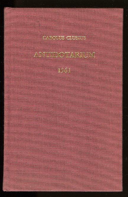 Antidotarium (Antwerp - 1561)