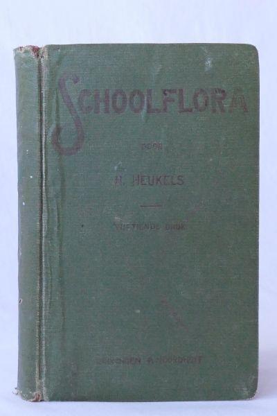 Heukels, H - Schoolflora voor Nederland