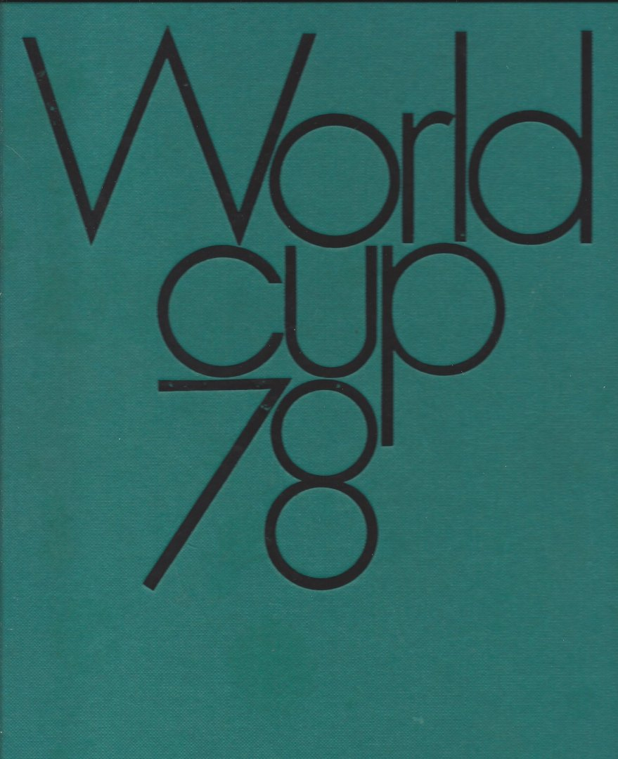 WITKAMP, ANTON - World Cup 78