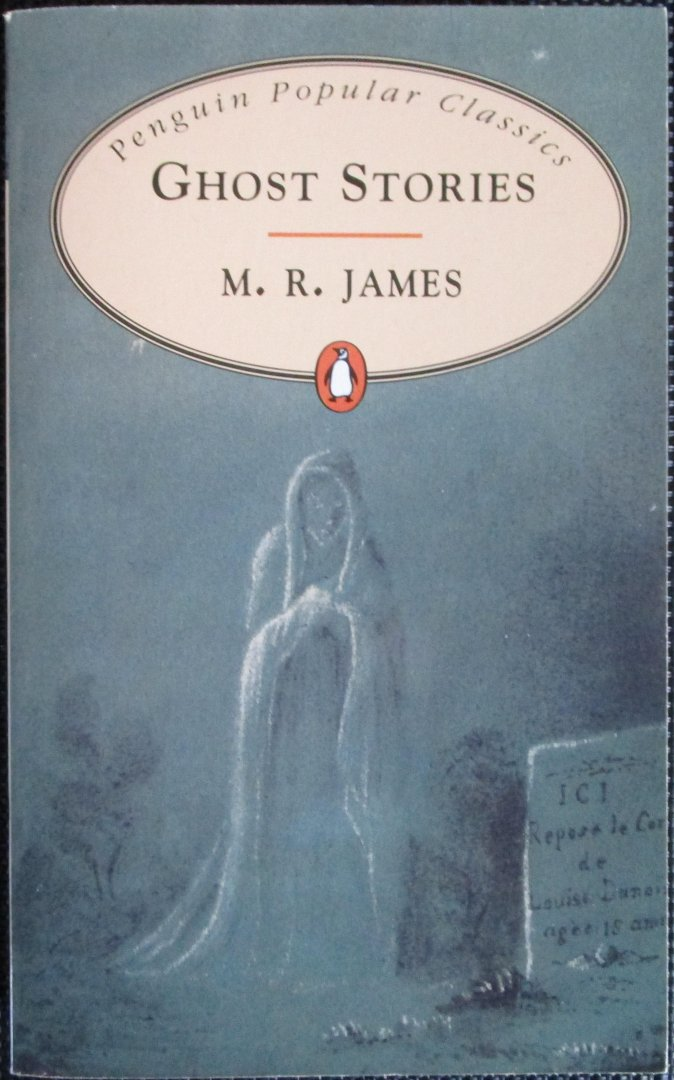 James, M.R. - Ghost Stories