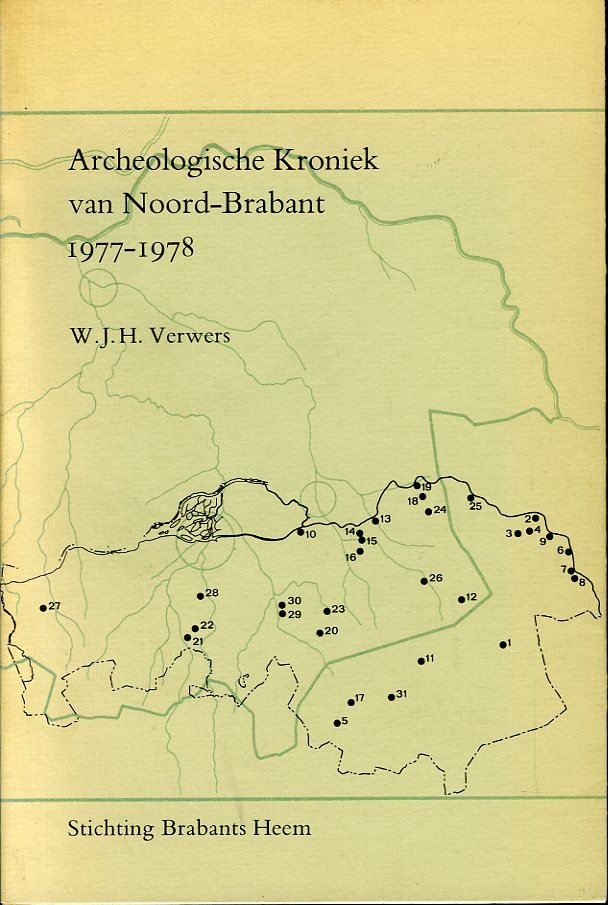 Archeologische Kroniek van ...