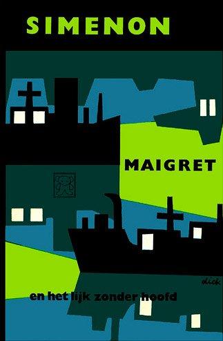 Georges Simenon - 238  Maigret  en het lijk zonder hoofd