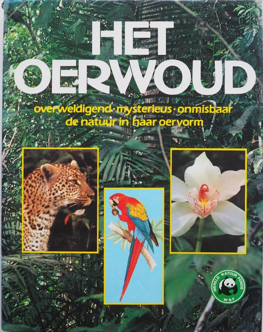 Ayensu e.a. vert. Rensenbrink Han - Het oerwoud Overweldigend - mysterieus - onmisbaar - de natuur in haar oervorm.
