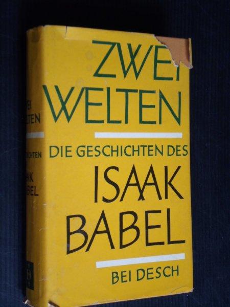 - Zwei Welten, Die Geschichten des Isaac Babel