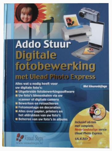 Stuur, Addo - Digitale fotobewerking met Ulead Photo Express