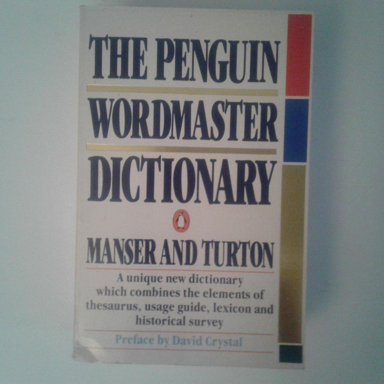 Manser, Martin H. ; Turton, Nigel D. - The Penguin Wordmaster Dictionary