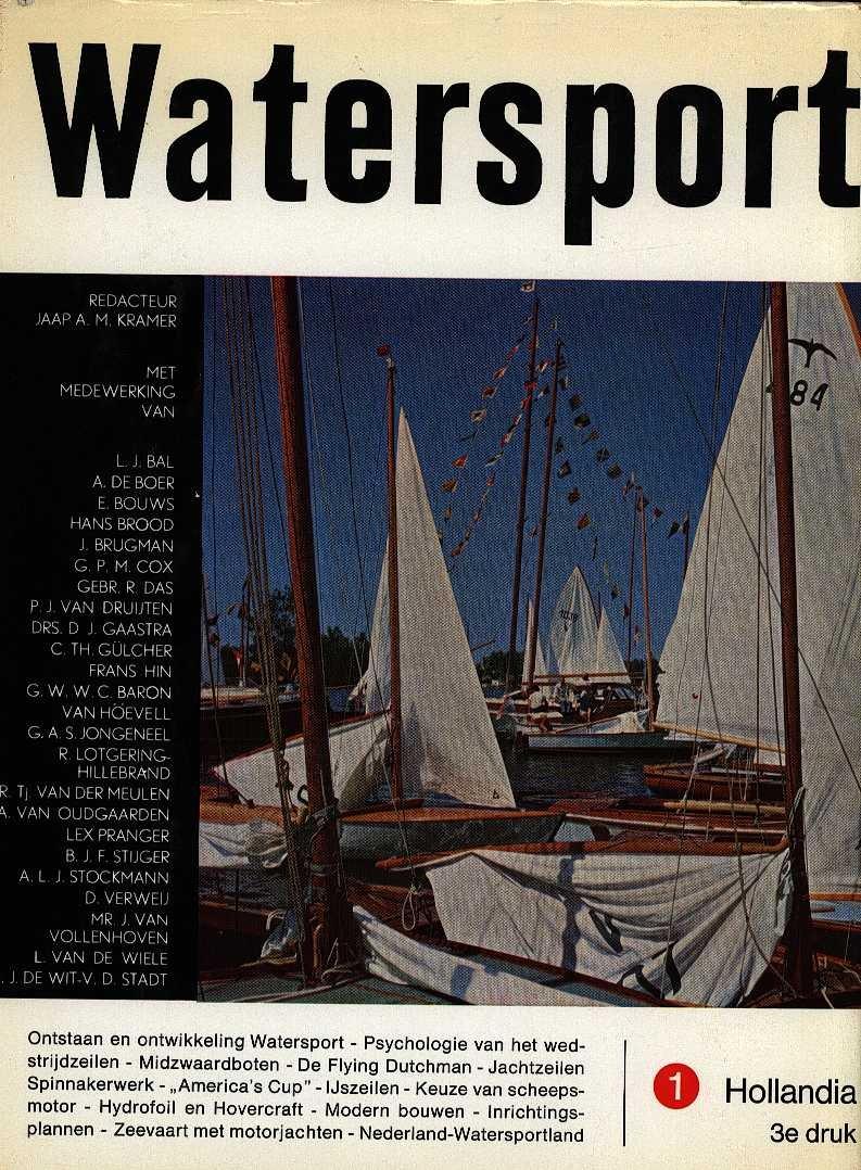 Kramer, Jaap A. M. - Watersport - 3 delen