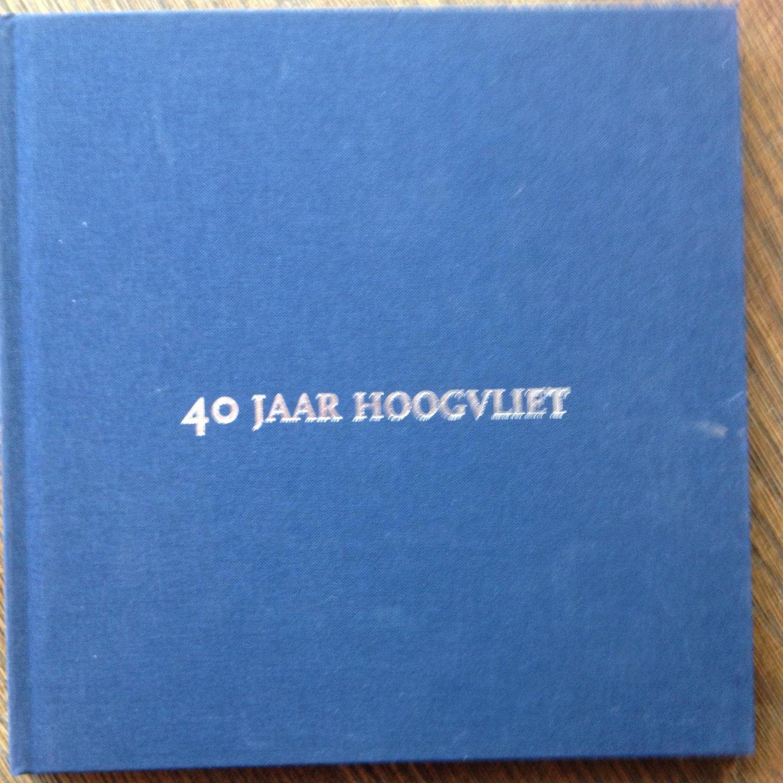 hoogvliet 40 jaar Boekwinkeltjes.nl   Lebbing, Teus   40 jaar Hoogvliet hoogvliet 40 jaar