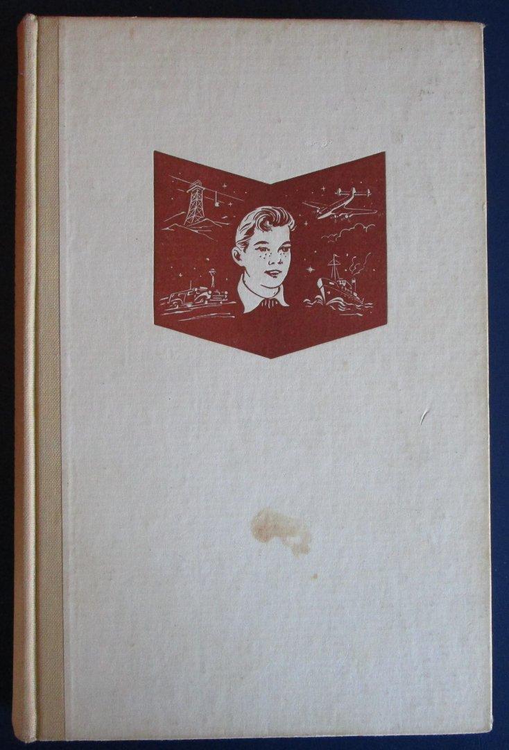 Van Aardenburg, A. - Bas Banning en de zwarte ruiter (jeugdboek) 1e boek uit de Bas Banning-reeks