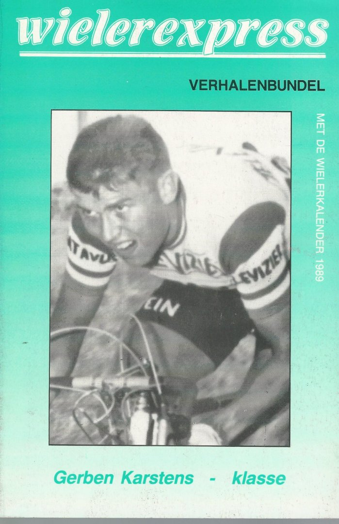ZOMER, JAN - Wielerexpress 1988 -Verhalenbundel