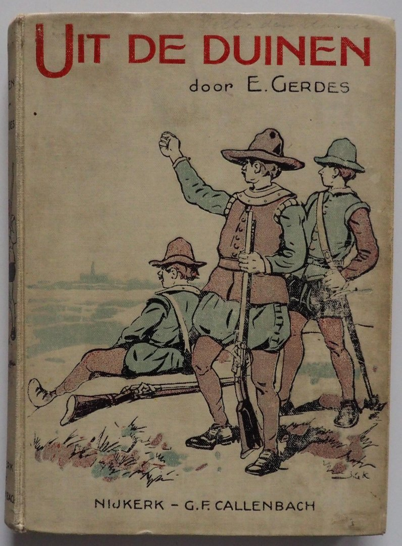 Gerdes E - Uit de duinen