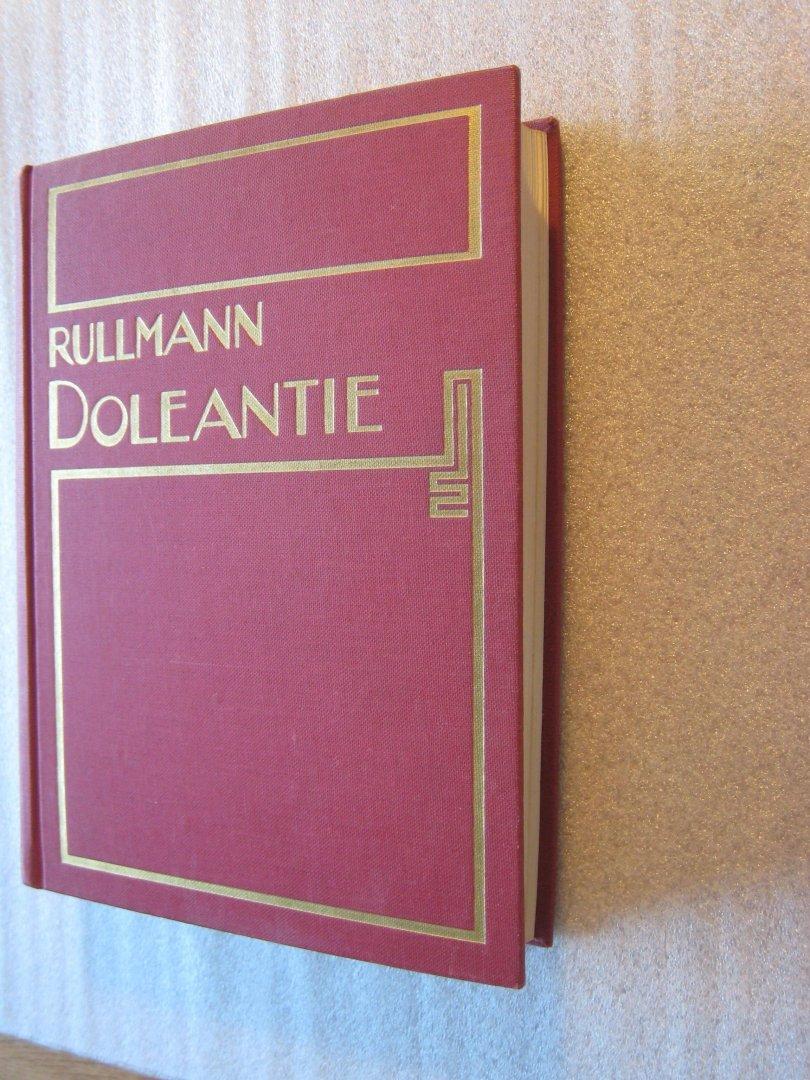 Rullmann, Dr.J.C. - De Doleantie