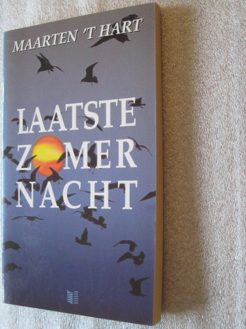 Maarten 't Hart - Laatste zomernacht