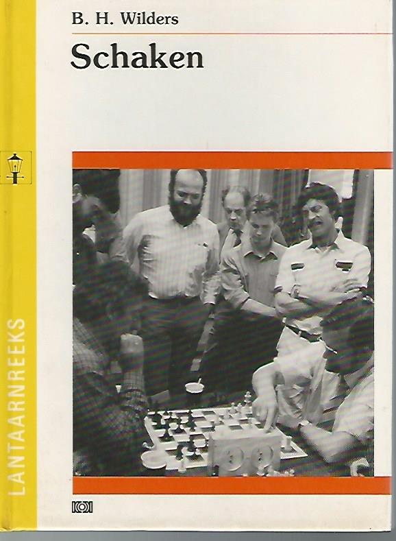 WILDERS, B.H. - Schaken