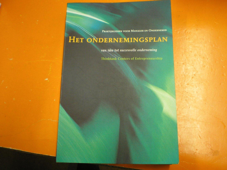 het ondernemingsplan Boekwinkeltjes.nl   HET ONDERNEMINGSPLAN van idee tot succesvolle  het ondernemingsplan