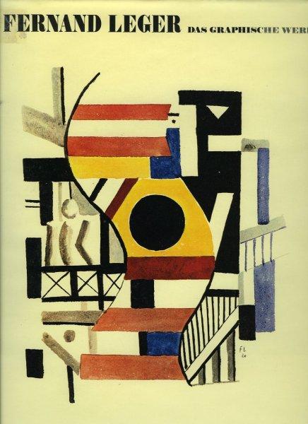 Fernand Leger. Das graphisc...